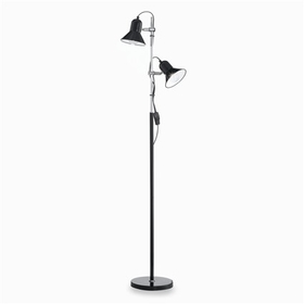 Stojací lampa Ideal Lux POLLY PT2 NERO