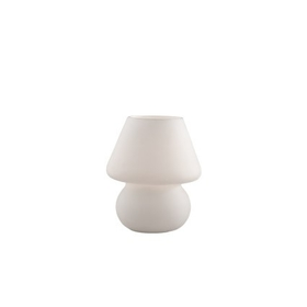 Stolní lampa Ideal Lux PRATO TL1 SMALL BIANCO