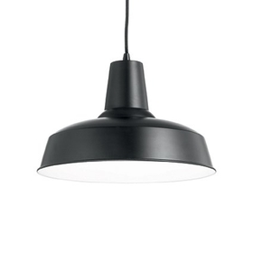 Lustr Ideal Lux MOBY SP1 NERO