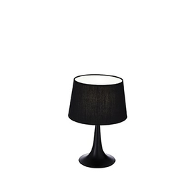 Stolní lampa Ideal Lux LONDON TL1 SMALL NERO