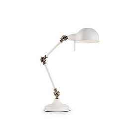 Stolní lampa Ideal Lux Truman TL1 Bianco