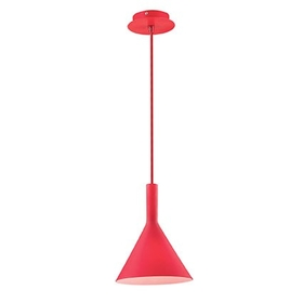 Lustr Ideal Lux COCKTAIL SP1 SMALL ROSSO